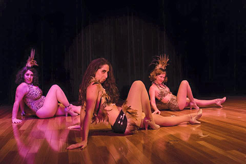 4th Annual Hawaii Burlesque Festival & Revue