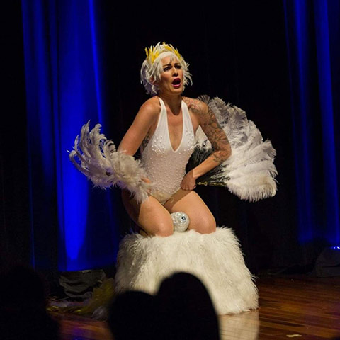 7th Annual Hawaii Burlesque Festival & Revue