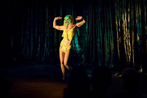Late Night Horrors: A Comedy and Burlesque Revue