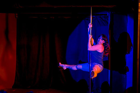 Pasty Premiers: An Open Night of Burlesque