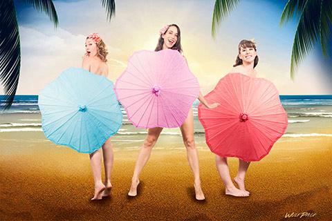 Sizzling Summer Burlesque BBQ