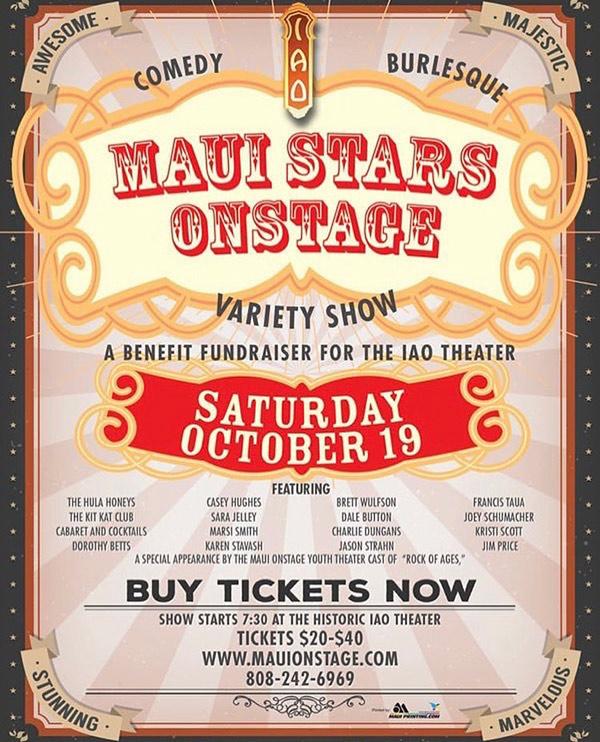 Maui Stars OnStage